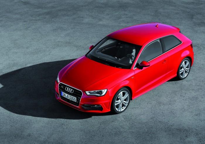 Noul Audi A3 La Midocar Vitan