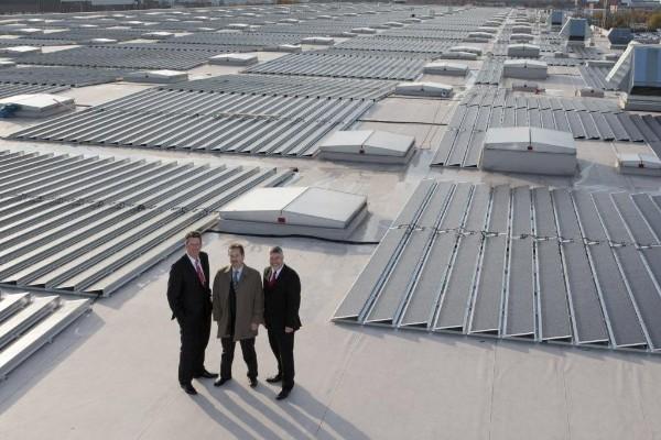 Wolfsburg fotovoltaice