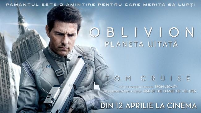 oblivion planeta uitata