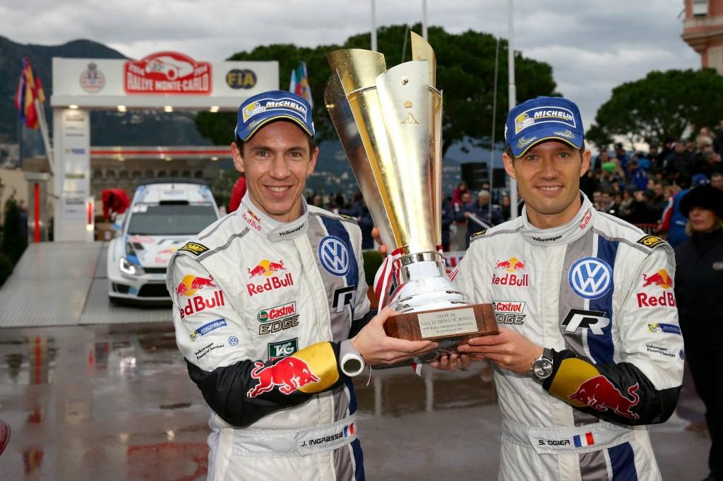 Ogier & Ingrassia - Campioni mondiali WRC