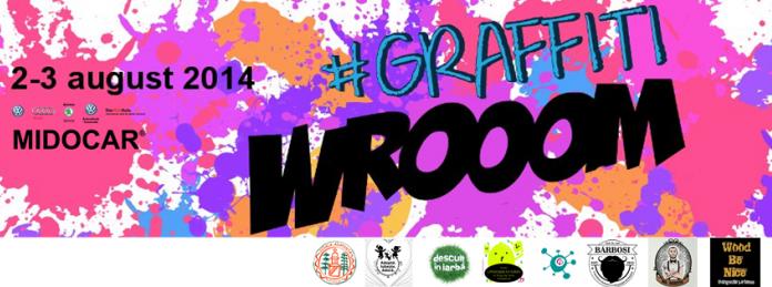 Graffiti Wrooom