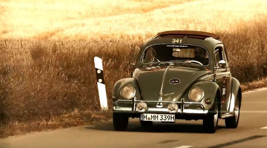 1955 Mille Miglia Volkswagen Beetle